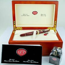 Aurora Sigaro Limited Edition Fountain Pen - M Nib