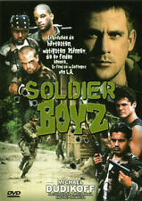 Soldier Boyz , 100% uncut , DVD NL Region , New & Sealed , Michael Dudikoff
