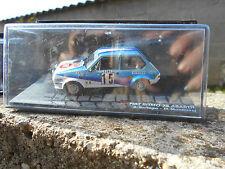 FIAT RITMO 75 ABARTH-RALLY MONTE CARLO 1980-A.BETTEGA-M.MANNUCCI SCALE 143