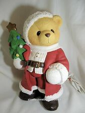 Cherished Teddies Nightlight Large Santa - 18 Inch  1998  Used In Box