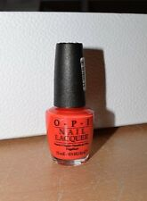 Opi Nail Color Polish Full Size .5 fl oz Multiple Colors Brand New!