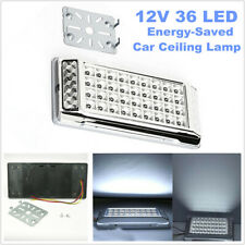 1PCS 12V 36 LED Car RV Interior Dome Light Roof Ceiling Lamp Energy-saved White