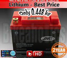 LITHIUM - Best Price - Yamaha RD 350 LC - Li-ion Battery save 2kg