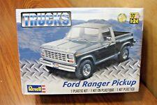 REVELL  FORD RANGER PICKUP TRUCK MODEL KIT 1/24 SCALE