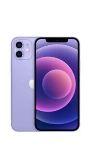 iPhone 12 purple 256gb brand new