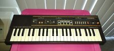 Vintage 80s CASIOTONE Model MT- 52 Japan Casio Keyboard Extra Clean with Case