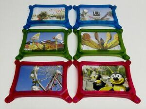 UMBRA MAGNETIC PICTURE FRAMES / 6 PIECES SNAP INTO ONE / GREAT FOR FRIDGE