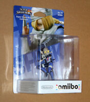 Amiibo Super Smash Bros Wii U Nr 23 Zelda Sheik Seek The Legend of Zelda