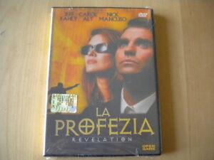 La profezia Revelationfahey carol alt mancusoitaliano inglese DVD come nuovo