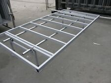 ROLLING WORK TABLE / BENCH FOR GREENHOUSE MARIJUANA / CANNABIS / PLANT   GROWERS