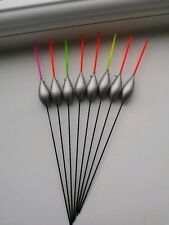8 X Rohacell Foam Body Down pole Floats 1.0g Ideal For Skimmers Roach F1s Etc