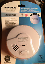 MP308 Battery Operated Photoelectric Smoke Fire Alarm