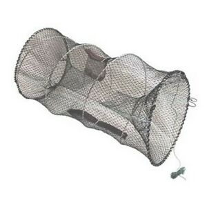 American Maple TR-503 Collapsible Live Bait Spring Pop-Out Fishing Trap