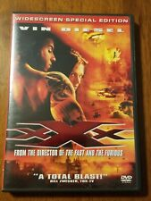 Pre Owned Dvd Xxx Vin Diesel Widescreen Special Edition with Inserts