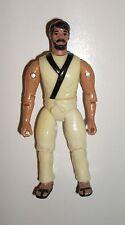 1986 Remco Ninja Strike Force Karate Master Vintage 3 3/4 Action Figure