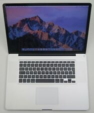"Apple MacBook Pro 17"" i7 2,2 Ghz 8 GB RAM 500 GB SSD + 750 GB HDD ""MC725D/A"""