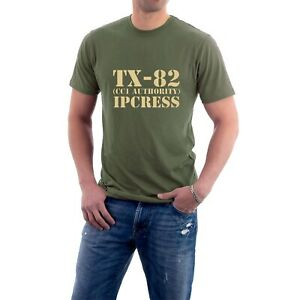 The Ipcress File T-shirt Harry Palmer TX-82 Retro British Spy Movie Tribute Tee