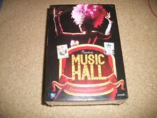 coffret 5 DVD, music hall, les grands spectacles de cabaret, neuf