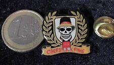 Fußball Pin Badge Hooligans Ultras DFB Düsseldorf Oberbilk Oberhausen RAR !!!