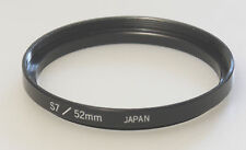 (PRL) ANELLO ADATTATORE FILTRO S7 <-> 52 mm FILTER ADAPTER RING BAGUE ADAPTION