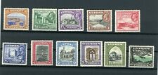 CYPRUS STAMPS KGV SCOTT 125-135 MNH CV $405 LOT 31