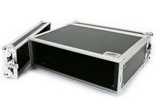 """OSP 3 Space 14"""" Deep ATA Effects Rack Road Case"""