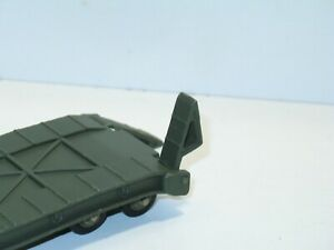 Dinky Toys 1 Ramp Metal Painted Khaki Military For Trailer Berliet Ring Char