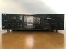 Sony TC-K730ES (333ESR) - 3 cabeza, tracción directa, doble Cabrestante Stereo Cassette Deck