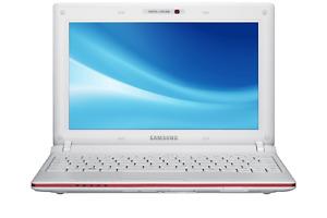 PC Portatile Samsung N150 Plus+alimentazione+batteria+borsa@@difetto leggi
