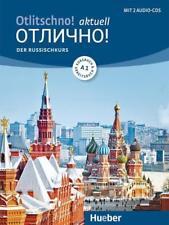 Otlitschno! aktuell A1. Der Russischkurs. Kurs- und Arbeitsbuch + 2 Audio-CDs