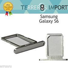 Bandeja Sim Portasim para Samsung Galaxy S6 Blanco G920f