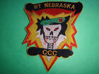 Recon Team RT NEBRASKA CCC US 5th Special Forces Group MACV-SOG Patch