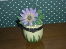 Boyds-Edie'S Spring Bouquet Treasure Box-New