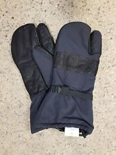 New Original British Army Royal Navy Goretex Contact I Gloves Mitts Cold Weather