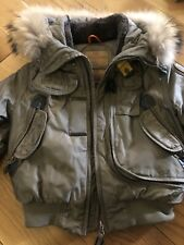 Parajumpers Masterpiece Cobi Down Filled Jacket/coat Green Size 6Y,Gently Used