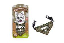 Hundehalstuch mit Spruch Von LAVIDA 16x10 Boss