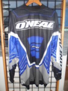 NOS O'Neal MX Motocross Gear MX ATV Dirt Bike Element Jersey