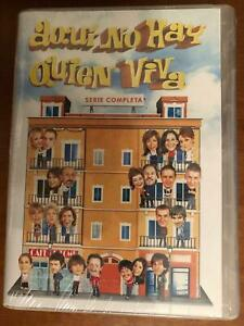 AQUÍ NO HAY QUIEN VIVA SERIE COMPLETA DVD EDICIÓN ESPAÑA NUEVA PRECINTADA