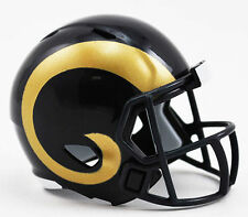 Los Angeles Rams NFL Riddell Pocket Pro Speed tête casquée loose