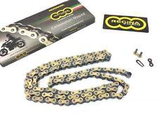Rollenkette Kette AFAM verstärkt gold 428 R1-G x 124