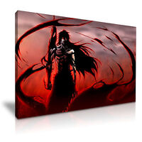 BLEACH Anime Japanese Manga Canvas Framed Printed Wall Art ~ More Size