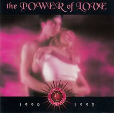 THE POWER OF LOVE 1990-1992 / 2 CD-SET (TIME LIFE MUSIC TL629/5) - TOP-ZUSTAND
