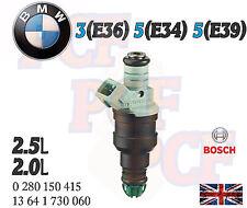 Genuine Petrol Fuel Injector BMW 3 5 E36 E34 E39 13641730060 0280150415 2.0 2.5