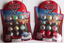 Squinkies Disney Pixar Cars 2 Movie Series 1&2 Bubble Pack, 12-Pack