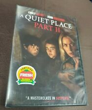 A Quiet Place Part 2 (II) (DVD, 2021) NEW