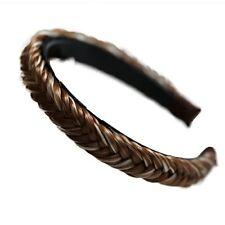 PRETTYSHOP Hair Band Plaited Braid Headband Hairpiece dirty blonde mix  27H613