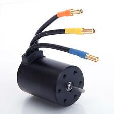 BoldClash 3650 3100kv 4 Poles Waterproof Sensorless Brushless Motor for 1/10 Car