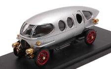 Alfa ricotti 40/60 hp 1914 grigio metallizzato 1:43 reedition auto d'epoca rio