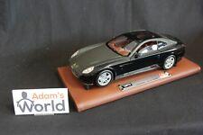 Hot Wheels Super Elite Ferrari 612 Sessanta 1:18 2 tone, grey / black (PJBB)