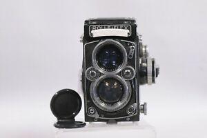 Rolleiflex 2.8E Planar with Cap & Light Meter